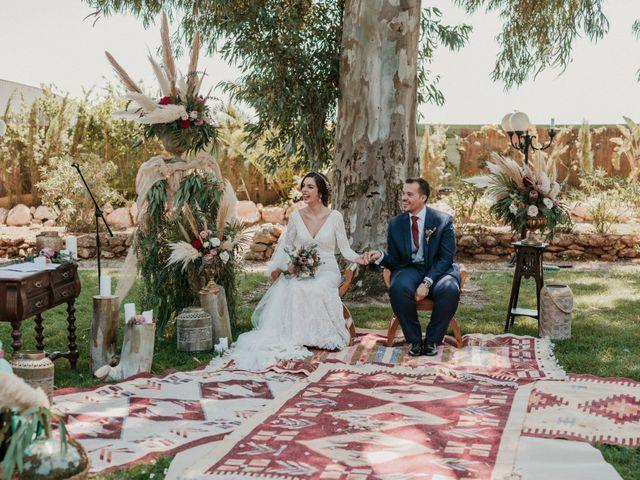 La boda de Antonio y Cristina en Almería, Almería 56