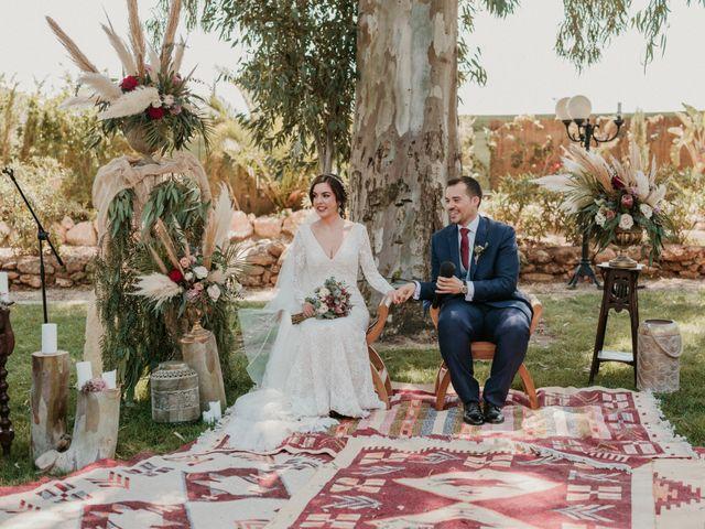 La boda de Antonio y Cristina en Almería, Almería 60