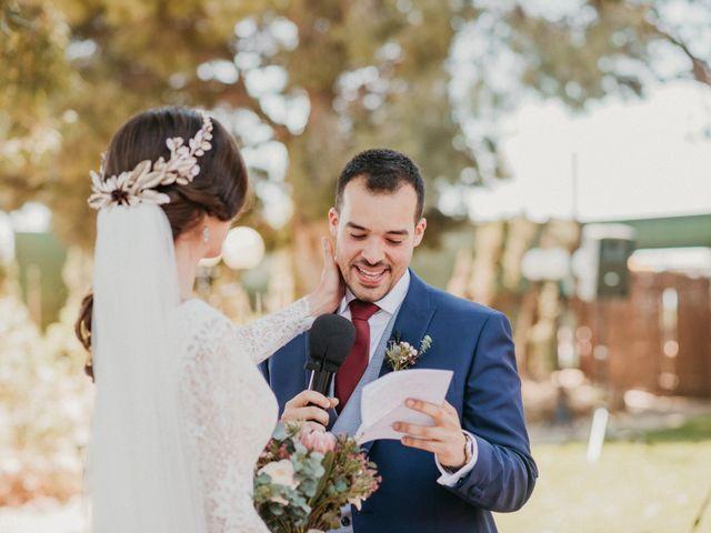 La boda de Antonio y Cristina en Almería, Almería 62