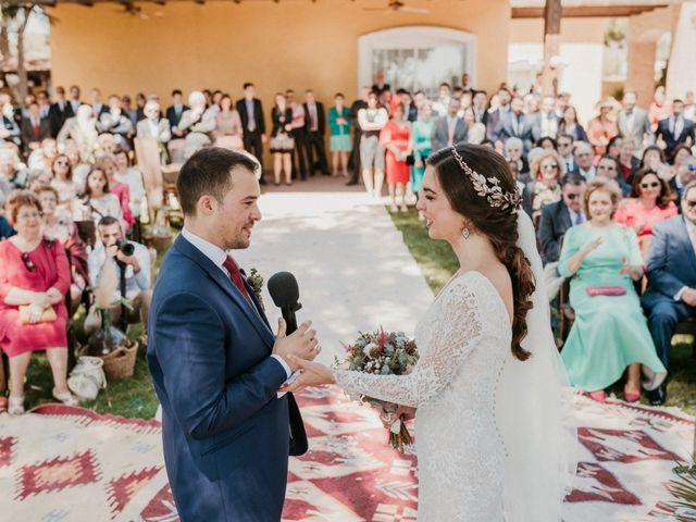 La boda de Antonio y Cristina en Almería, Almería 63