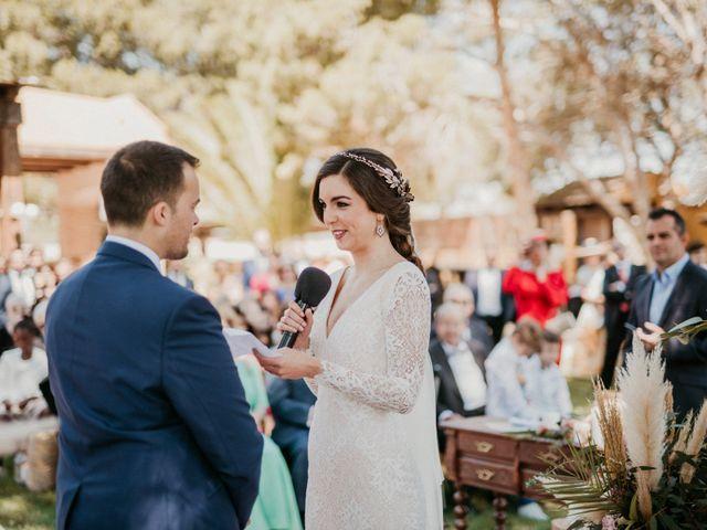 La boda de Antonio y Cristina en Almería, Almería 65