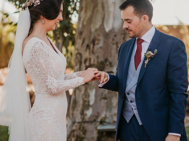 La boda de Antonio y Cristina en Almería, Almería 66