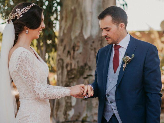 La boda de Antonio y Cristina en Almería, Almería 67