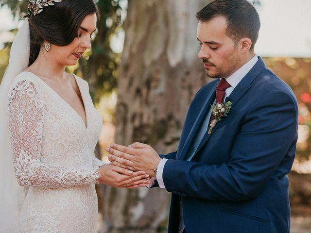 La boda de Antonio y Cristina en Almería, Almería 68