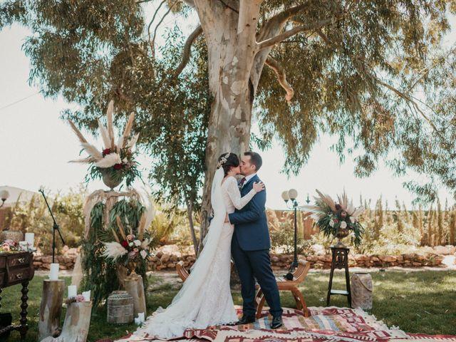 La boda de Antonio y Cristina en Almería, Almería 69