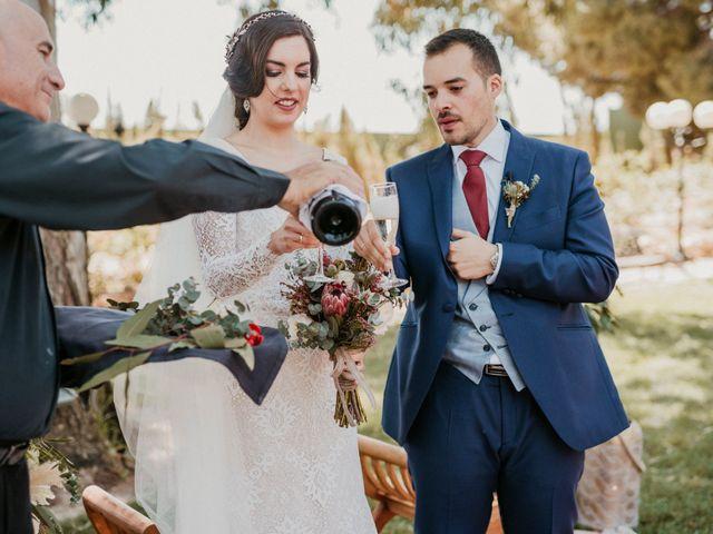 La boda de Antonio y Cristina en Almería, Almería 72