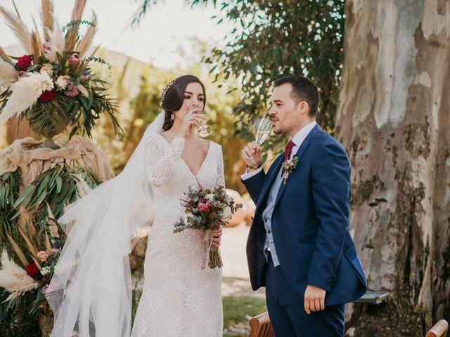 La boda de Antonio y Cristina en Almería, Almería 73