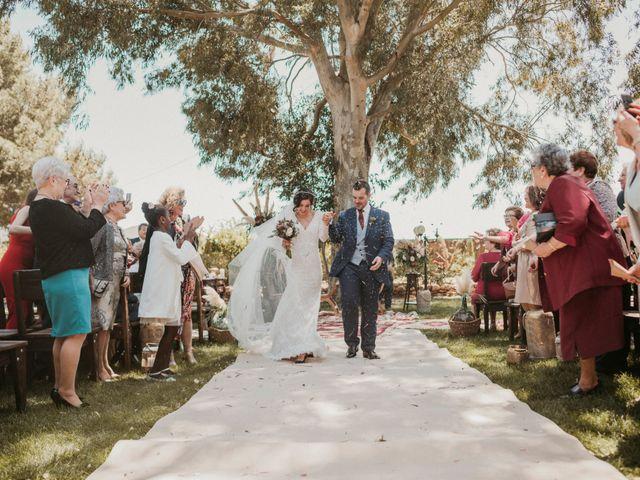 La boda de Antonio y Cristina en Almería, Almería 74