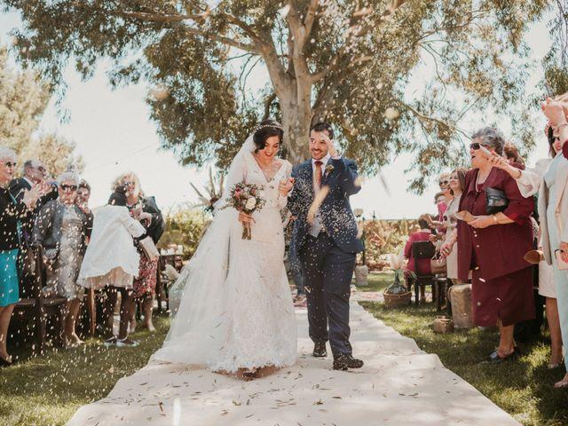 La boda de Antonio y Cristina en Almería, Almería 75
