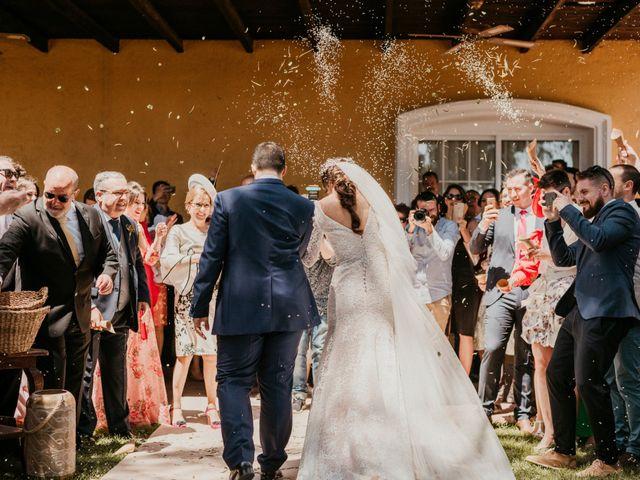 La boda de Antonio y Cristina en Almería, Almería 78