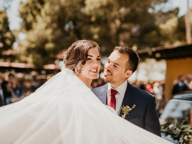 La boda de Antonio y Cristina en Almería, Almería 81