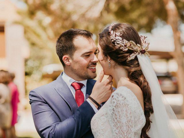 La boda de Antonio y Cristina en Almería, Almería 82