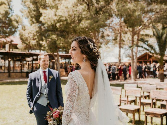 La boda de Antonio y Cristina en Almería, Almería 91