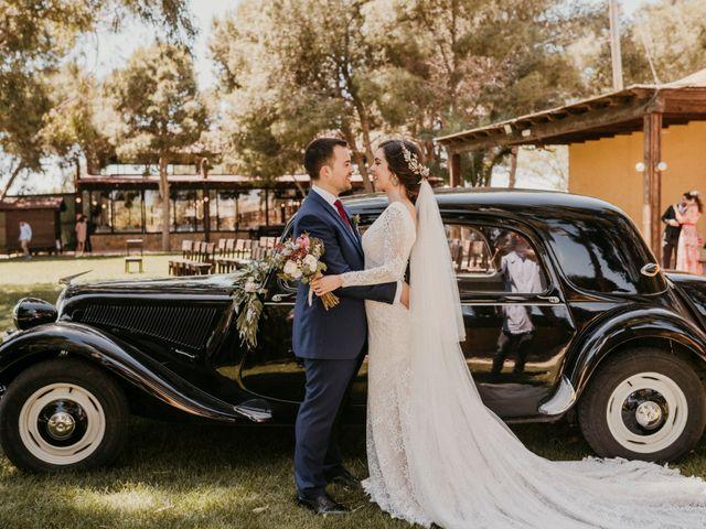 La boda de Antonio y Cristina en Almería, Almería 83