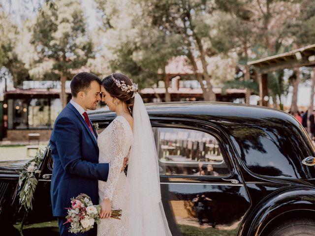 La boda de Antonio y Cristina en Almería, Almería 84