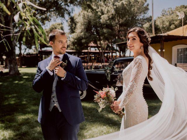 La boda de Antonio y Cristina en Almería, Almería 85