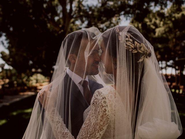 La boda de Antonio y Cristina en Almería, Almería 87