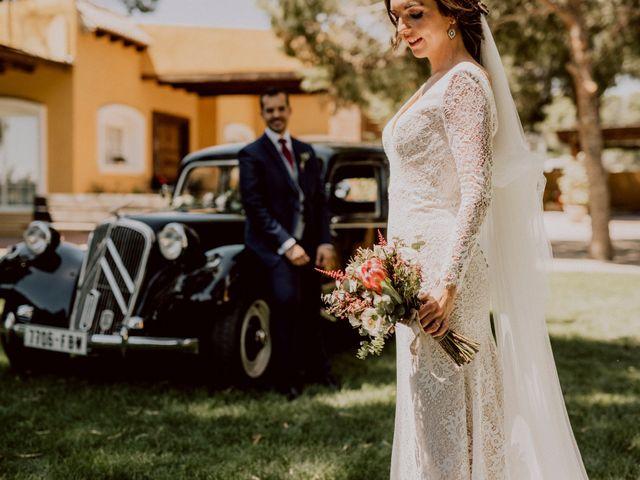 La boda de Antonio y Cristina en Almería, Almería 93