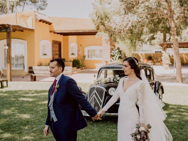 La boda de Antonio y Cristina en Almería, Almería 94