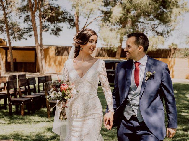 La boda de Antonio y Cristina en Almería, Almería 95