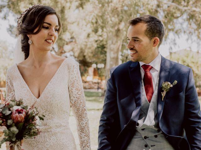La boda de Antonio y Cristina en Almería, Almería 97