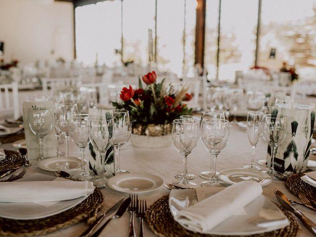 La boda de Antonio y Cristina en Almería, Almería 100