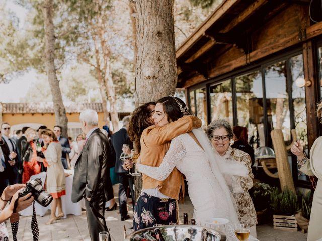 La boda de Antonio y Cristina en Almería, Almería 105