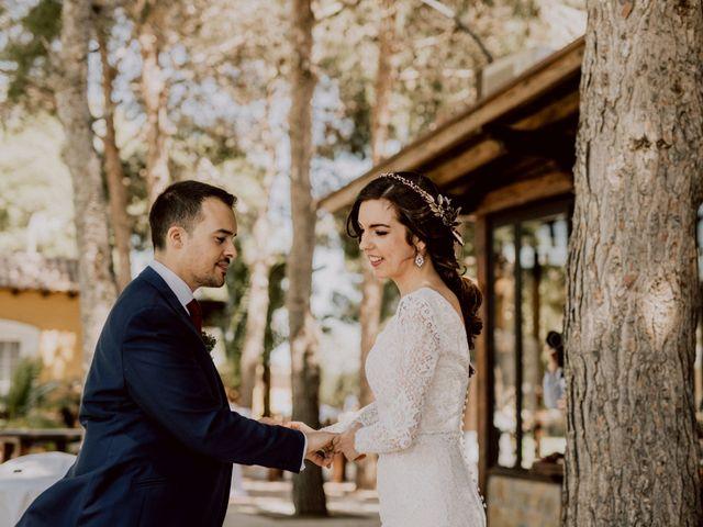 La boda de Antonio y Cristina en Almería, Almería 108