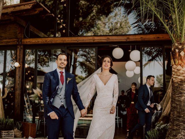 La boda de Antonio y Cristina en Almería, Almería 110