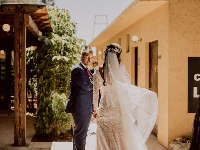 La boda de Antonio y Cristina en Almería, Almería 111