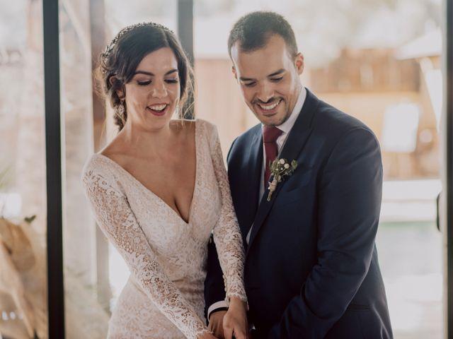 La boda de Antonio y Cristina en Almería, Almería 115