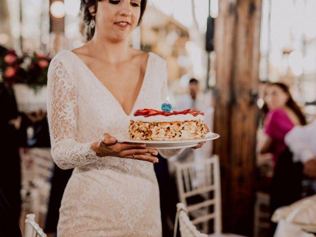 La boda de Antonio y Cristina en Almería, Almería 116