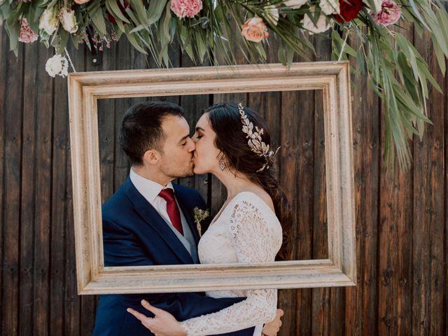 La boda de Antonio y Cristina en Almería, Almería 125