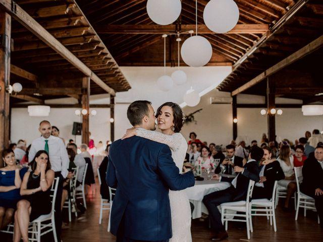 La boda de Antonio y Cristina en Almería, Almería 126