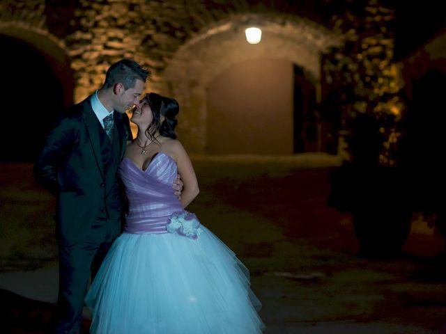 La boda de Melania y Xavi