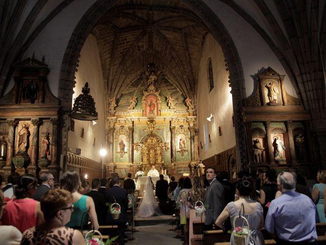 La boda de Javier  y Rocio  en Villarejo Del Valle, Ávila 12