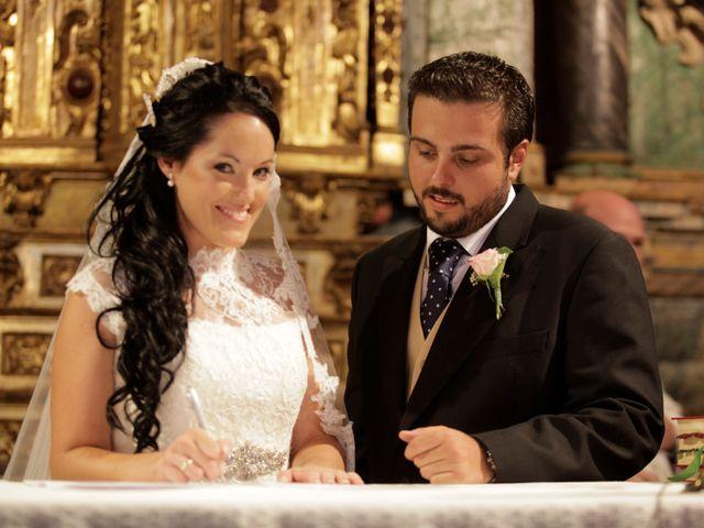 La boda de Javier  y Rocio  en Villarejo Del Valle, Ávila 14