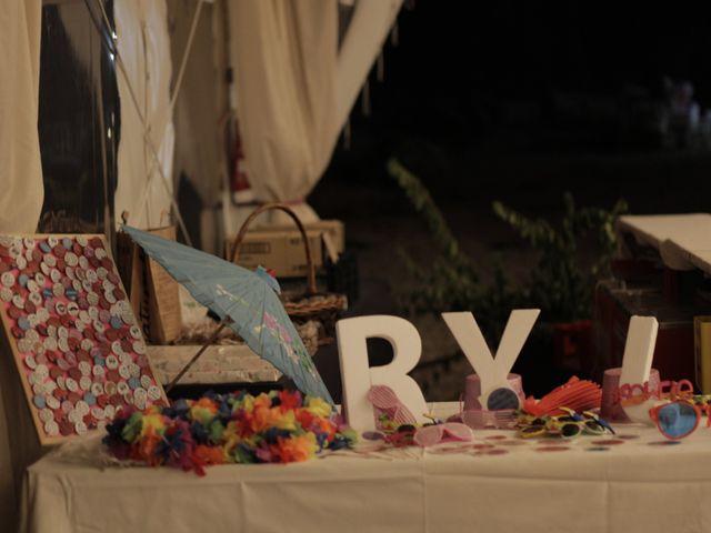 La boda de Javier  y Rocio  en Villarejo Del Valle, Ávila 24