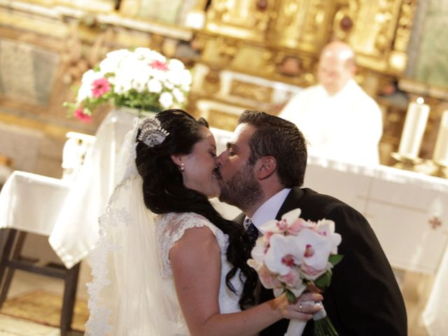 La boda de Javier  y Rocio  en Villarejo Del Valle, Ávila 26