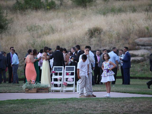 La boda de Javier  y Rocio  en Villarejo Del Valle, Ávila 35