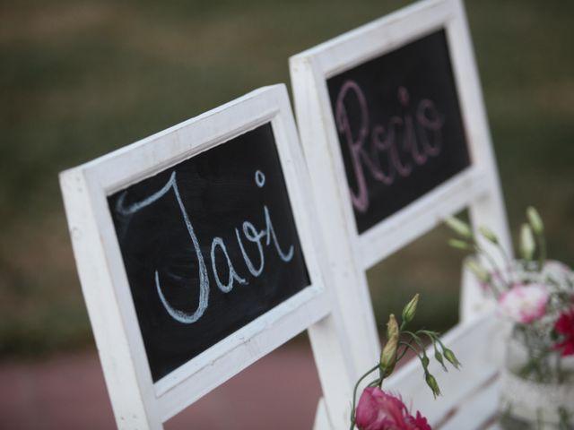 La boda de Javier  y Rocio  en Villarejo Del Valle, Ávila 37