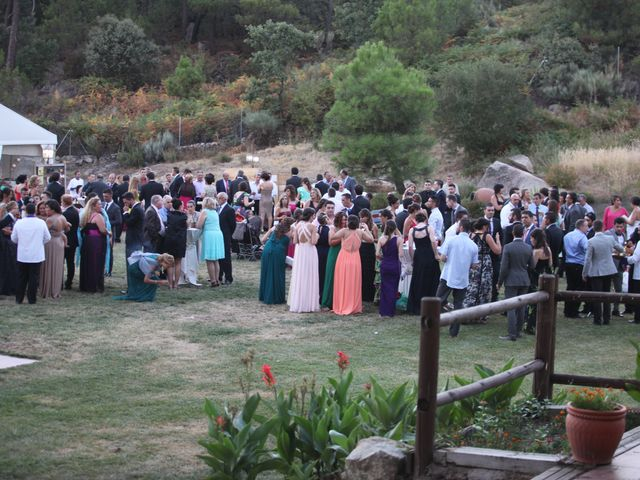La boda de Javier  y Rocio  en Villarejo Del Valle, Ávila 38