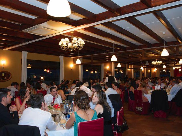 La boda de Javi y Sara en Segovia, Segovia 2