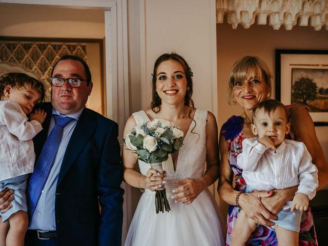 La boda de Alex y Silvia en Benacazon, Sevilla 59