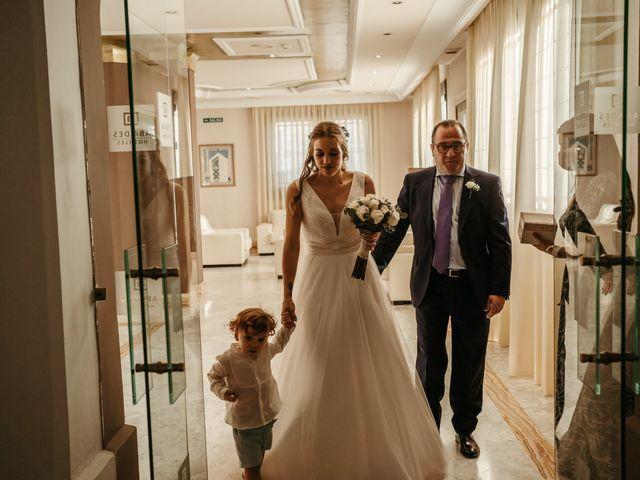 La boda de Alex y Silvia en Benacazon, Sevilla 60