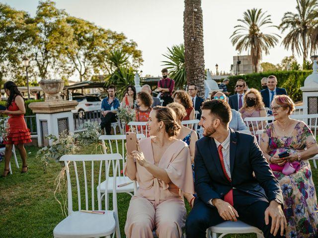 La boda de Alex y Silvia en Benacazon, Sevilla 64