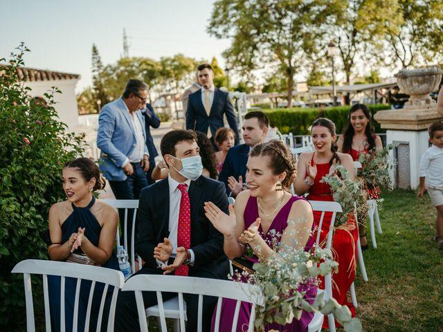 La boda de Alex y Silvia en Benacazon, Sevilla 67