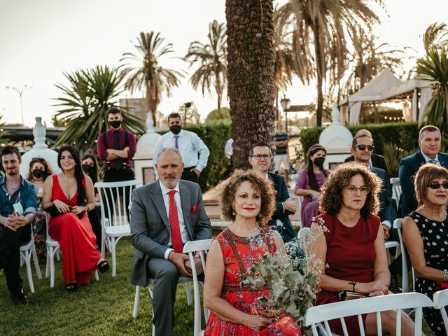 La boda de Alex y Silvia en Benacazon, Sevilla 71