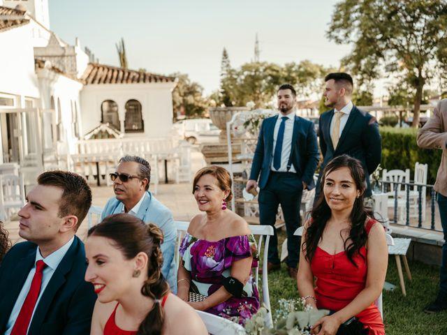 La boda de Alex y Silvia en Benacazon, Sevilla 72
