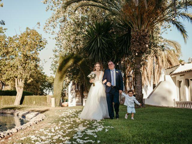 La boda de Alex y Silvia en Benacazon, Sevilla 74